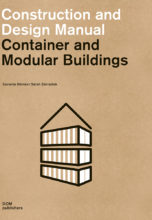 Модульные здания и дома из контейнеров / Container and Modular Buildings