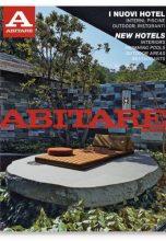 Abitare освещает различные вопросы от архитектуры до выдающихся интерьеров