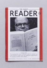 The Happy Reader  книжка-ежеквартальник о том, как приятно поглощать печатное слово