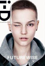 i-D непрерывный источник вдохновения для культуры моды