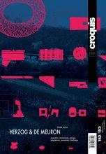 Журнал El Croquis N 152/153 Herzog & de Meuron 2005-2010