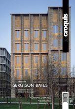 Журнал El Croquis  N. 187 Sergison Bates Architects 2004-2016
