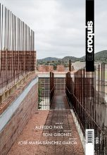 Журнал El Croquis N. 189 José María Sánchez García / Alfredo Payá / Toni Gironès