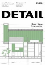 Журнал  DETAIL 7-8/2021 Small Houses