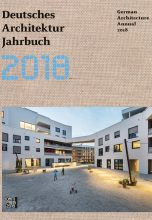 German Architecture annual 2018 / Немецкий архитектурный ежегодник