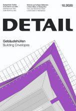 Журнал  DETAIL 10/2020 Building Envelopes