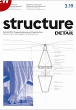 Журнал structure – published by DETAIL 03/2019