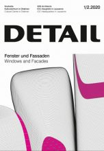 Журнал DETAIL 1-2/2020 — Windows and Facades