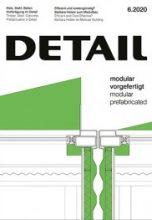 Журнал DETAIL 6/2020 — modular and prefrabricated