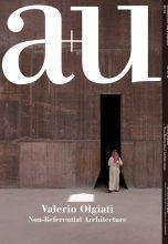 Журнал a+u 2020:10 Valerio Olgiati Non-Referential Architecture